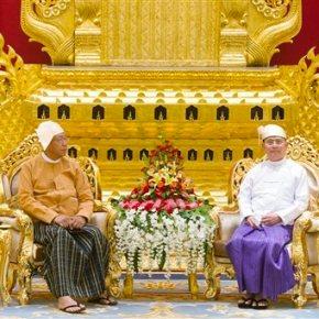 Myanmar democracy takes momentous step with newpresident