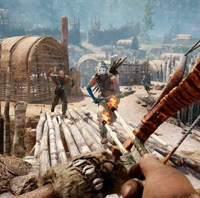 Review: 'Far Cry Primal' a blast from the distantpast