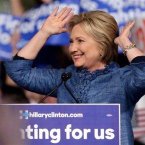 Clinton sweeps Ohio, Florida; Trump, Kasich split; Rubioout