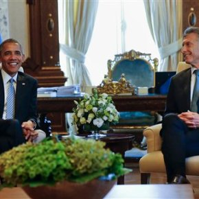 In Buenos Aires, Obama aims to boost Argentina's newleader