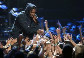 A$AP Rocky says he wasn't hurt during fight in New Zealand