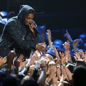 A$AP Rocky says he wasn't hurt during fight in NewZealand