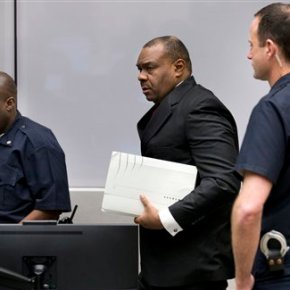 Congolese ex-VP Bemba convicted of murder, rape, pillage
