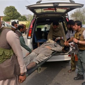 Afghan official: Indian consulate attack kills 2, wounds19