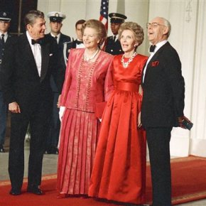 Nancy Reagan brought unabashed zeal for luxury to Washington