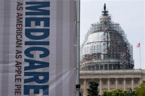 Medicare opens new push on hip, knee replacement