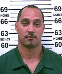 This July 2015 photo provided by the New York Department of Corrections and Community Supervision shows Richard Rosario who has served 20 years in prison for a shooting despite the fact that he gave police the names of 13 people who could vouch he was in Florida when the shooting happened. Prosecutors now plan to ask a judge Wednesday, March 23, 2016, to overturn Rosario's murder conviction and free him as they reinvestigate his case. His attorneys call it an illustration of unreliable eyewitness testimony and ineffective defense. (Department of Corrections and Community Supervision via AP)