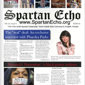 Need experience and work product to show a potential employer? Get it at the Spartan Echo!