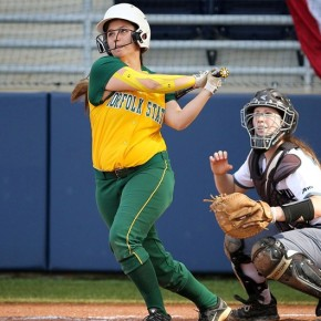 NSU takes conference opener from Coppin State,11-5