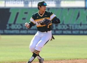 The Norfolk State baseball team posted season highs in hits and runs scored in taking the opener from Maryland Eastern Shore on Saturday, then rallied from a four-run deficit to force extra innings and eventually win game two to complete a three-game sweep of the Hawks on Saturday at Hawk Stadium.