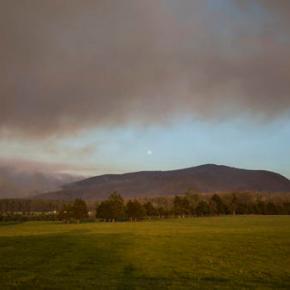 Fire in Shenandoah National Park tops 5,600 acres