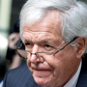 'Individual A' sues Hastert, alleging unpaid hush money