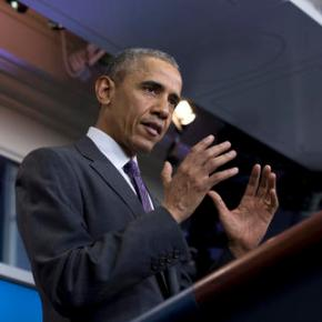 Obama: US can meet goal of accepting 10,000 Syrian refugees