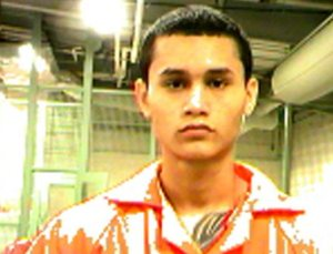 FILE _ This undated file image provided by Orleans Parish Sheriff's Office, shows Trung Le. The 22-year-old man convicted of manslaughter for his role in a 2014 gunfight that left one bystander dead and nine others wounded on Bourbon Street in New Orleans was sentenced Monday, April 4, 2016, to 60 years in prison. (Orleans Parish Sheriff's Office via AP, File)