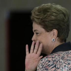Brazil president says sexism part of impeachment drive