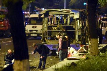 Armenia Bus Blast