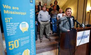 95 Mississippi authors call for repeal of anti-LGBT law