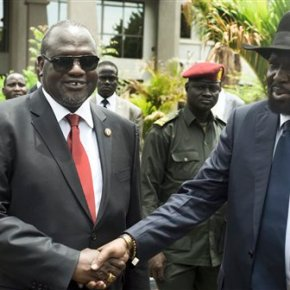 South Sudan forms new coalition government of national unity