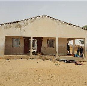 Nigerian military opens camp to rehabilitate BokoHaram