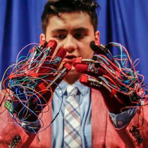 Trump-ian move? Intel CEO plugs into power of realityTV