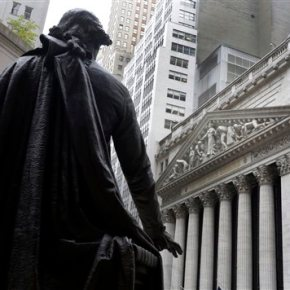 US stocks get a boost from solid March jobsreport