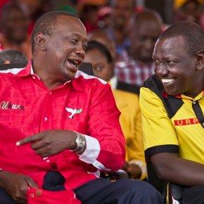 Intl court dismisses case against Kenya's deputypresident
