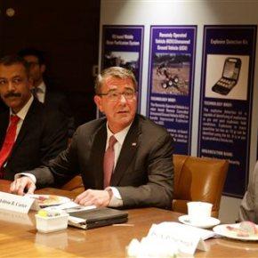 US, India agree to improve militarycooperation