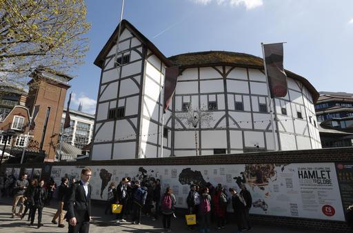 Britain Shakespeare 400