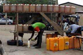 Nigeria Fuel Shortage