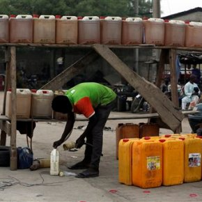 Nigeria apologizes for fuel woes as frustrationmounts
