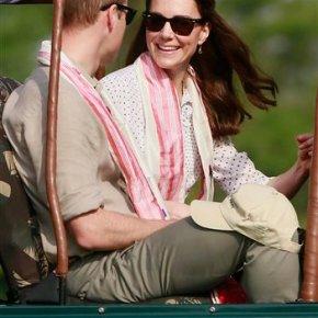 British royal couple goes on northeast Indiasafari