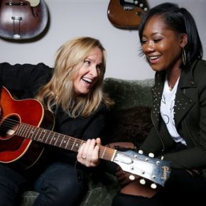 Melissa Etheridge, Priscilla Renea share songwriting secrets