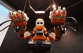 France shows off humanoid underwater explorationrobot
