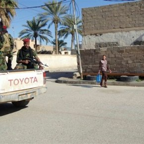 Trapped civilians stall Iraqi forces battling IS inAnbar