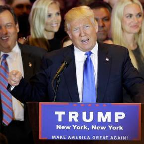 Trump's big night: Front-runner sweeps 5 states in Northeast
