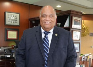 In an exclusive interview with the Spartan Echo on Monday, March 28, President and CEO Eddie N. Moore, Jr. discussed the increases in tuition and fees for the upcoming school year.   Photo from Norfolk State University.