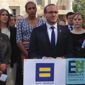 Companies reconsidering North Carolina over LGBTrights