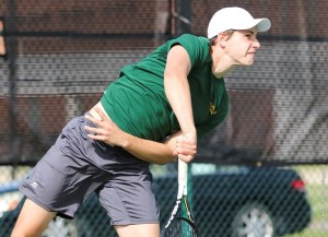 Freshman Benedikt Henning of the Norfolk State men's tennis team earned the MEAC Rookie of the Year Award on Tuesday morning when the conference office announced the postseason accolades for the 2016 spring season.
