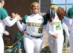 Spartan softball hosts Morgan State for MEAC weekend