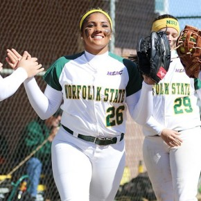 Spartan softball hosts Morgan State for MEACweekend