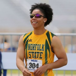 Howell named MEAC Field Athlete of theWeek