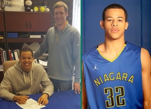 The Norfolk State men's basketball program added some scoring punch to next year's team with the addition of Kyle Williams to its 2016 recruiting class. The junior college prospect recently signed a national letter of intent to play for the Spartans beginning next fall.