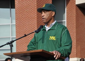 The NCAA released its latest Academic Progress Rate figures Wednesday, and the report shows that the Norfolk State University Department of Intercollegiate Athletics continues to make significant improvements with student-athlete retention and graduation. Photo from NSUSpartans.com.
