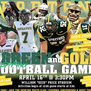 Green & gold football game, fan fest on tap for April16