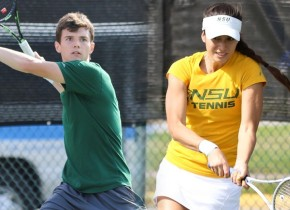 Tennis teams sweep MEAC Weekly Honors