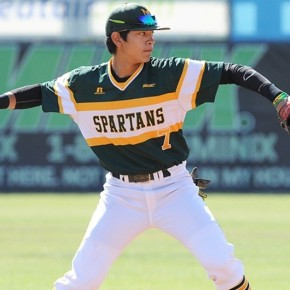 Spartans hold W&M to 3 hits, pull away for 6-3victory