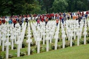 German, French leaders mark 100 years since Battle ofVerdun