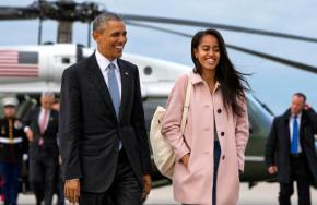 Malia Obama to enter Harvard in 2017 after taking gap year