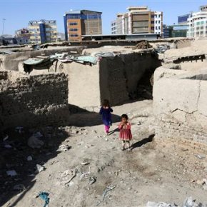 Amnesty says 1.2 million Afghans internally displaced by war