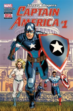 New Captain America book suggests he's a member of Hydra